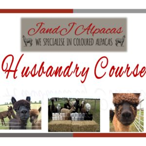Husbandry Course Voucher