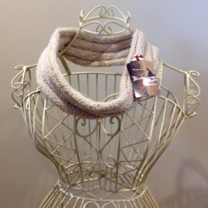 Sandsend Cowl in Lucia