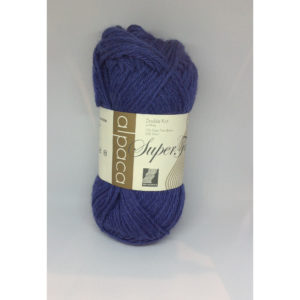 UK Alpaca Wool - Midnight Blue